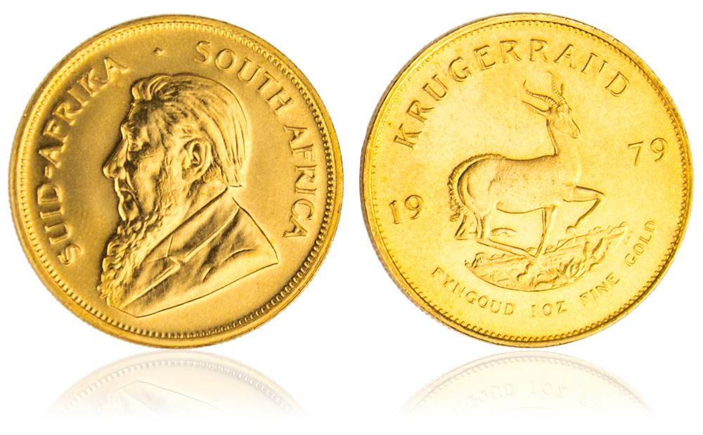 Krugerrand d'oro