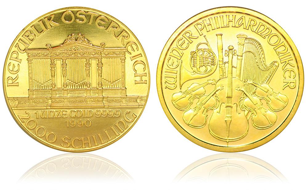 Vienna Philarmonic d'oro